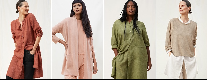 About Eileen Fisher Homepage