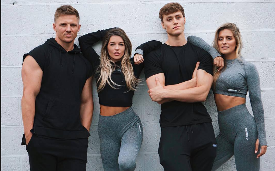 AboutGymsharkHomepage