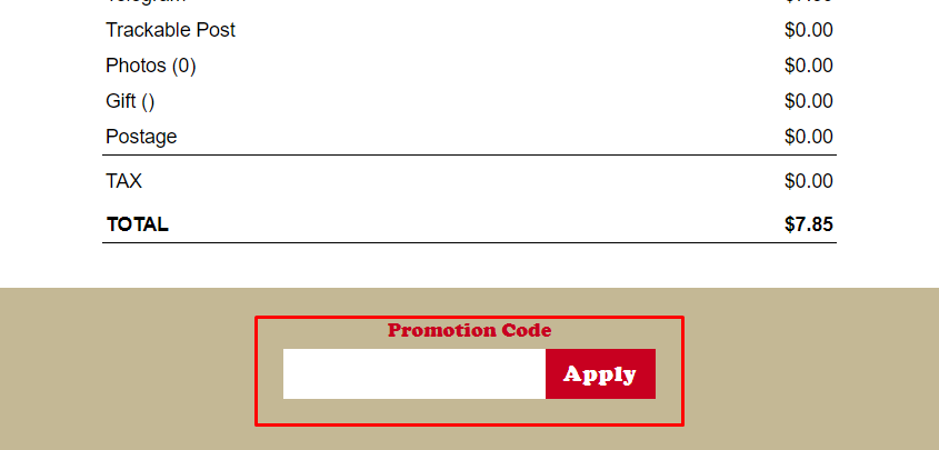 How do I use my TelegramStop promotion code?