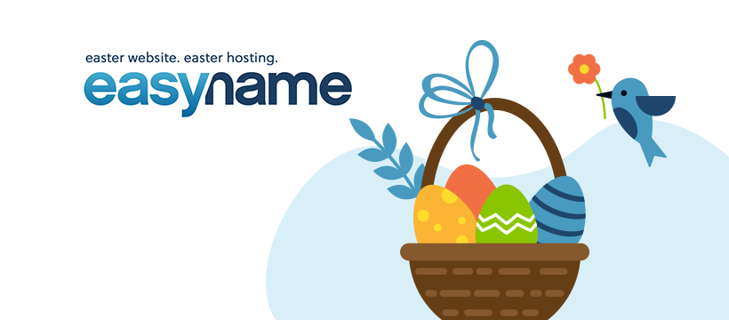 About easyname Homepage