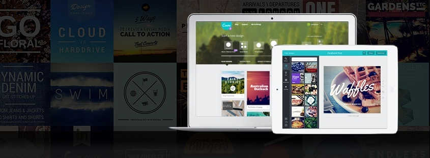 About Canva Homepage