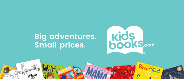 About Kidsbooks.com Homepage
