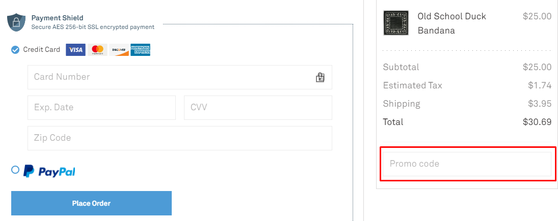 How do I use my Bespoke Post discount code?