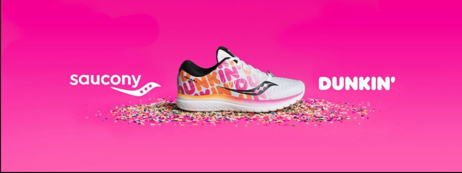 About Saucony Homepage