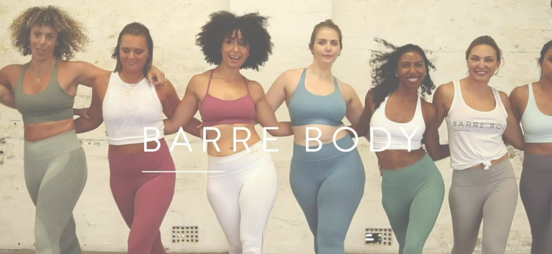 About Barre Body Homepage