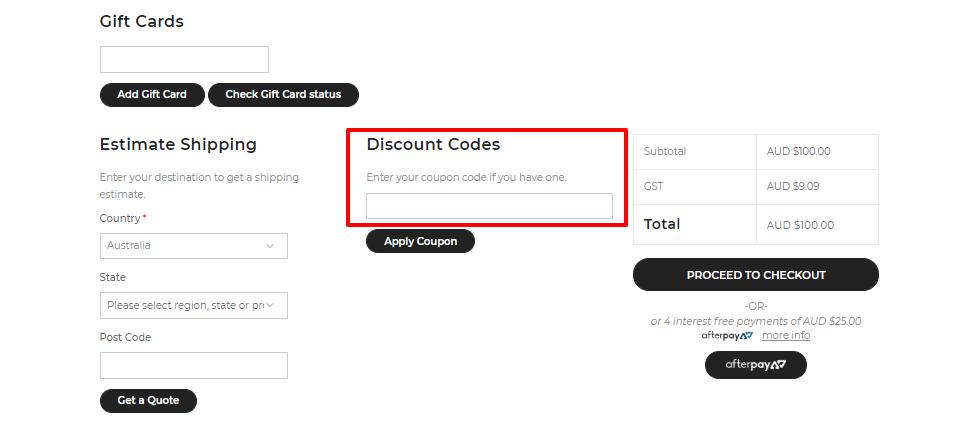 How do I use my Merino & Co discount code?