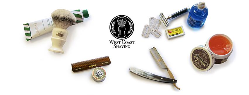 About West Coast Shaving Homepage