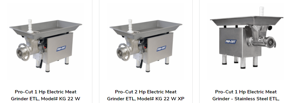 About Meat Processing Products Prodcuts
