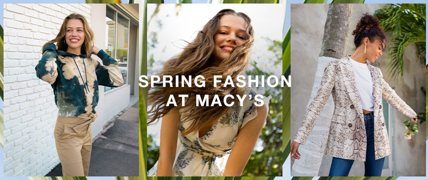 About Macys Homepage