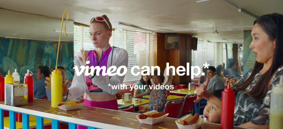 About Vimeo Homepage
