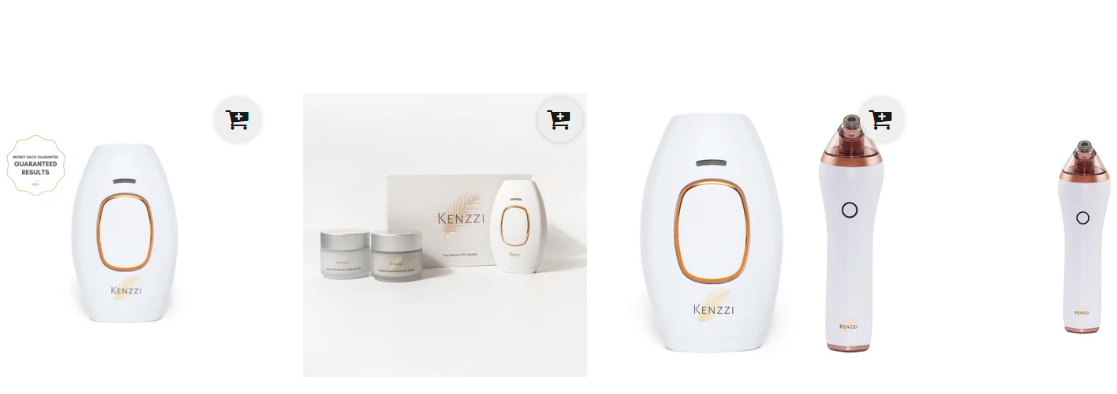 About Kenzzi Homepage