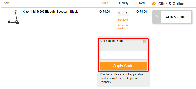 How do I use my Halfords discount code?