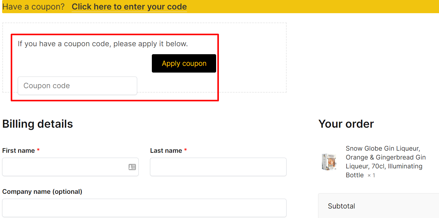 How do I use my Beer Hunter coupon code?