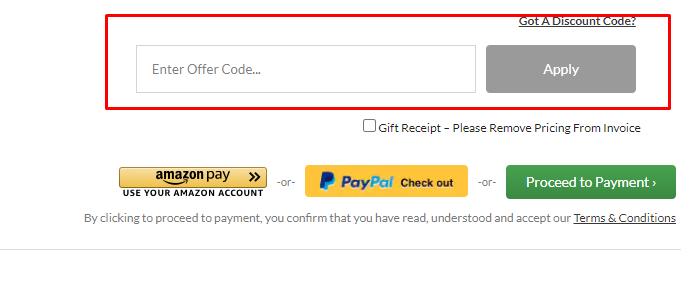 How do I use my Beauty Base discount code?