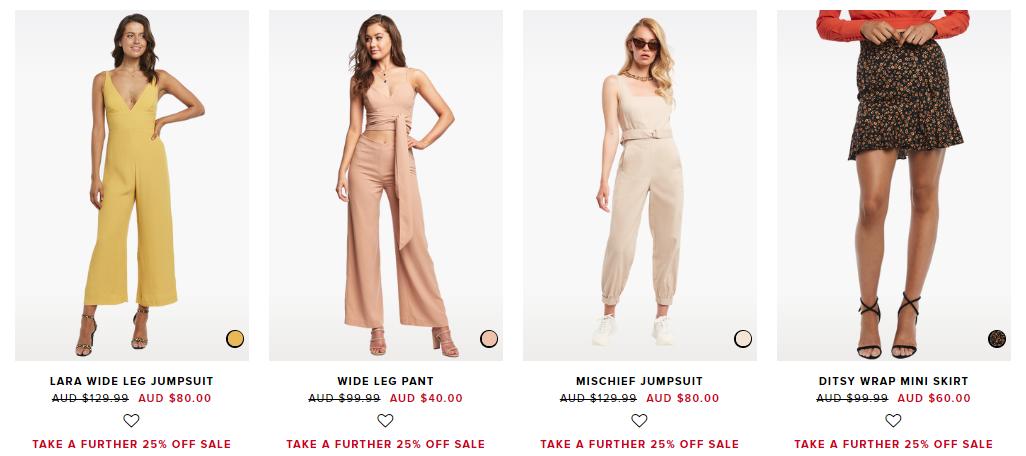 Bardot Sales