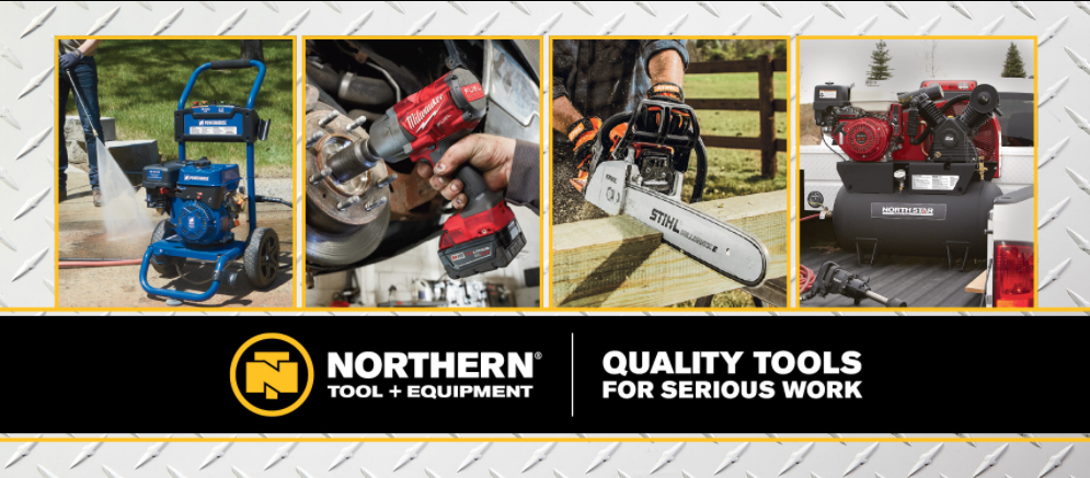 About Northern Tool Homepage