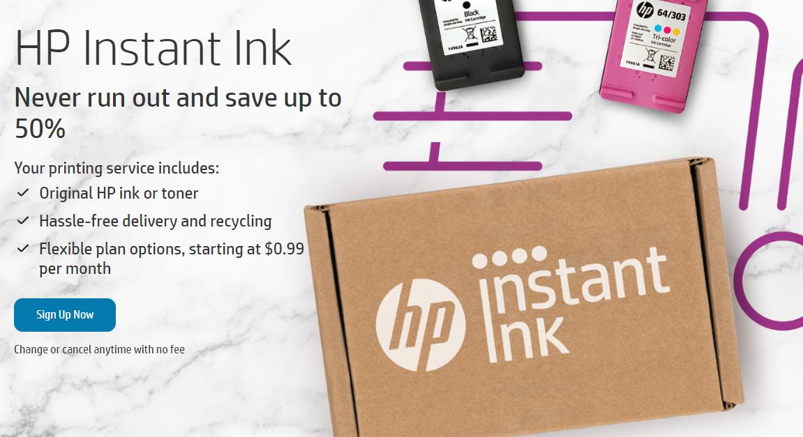 HP Ink 1