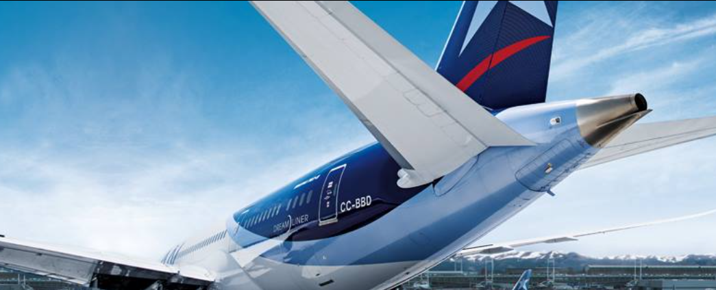 About LATAM Airlines Homepage
