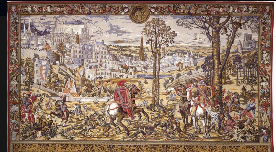 About MedievalWallTapestry Homepage