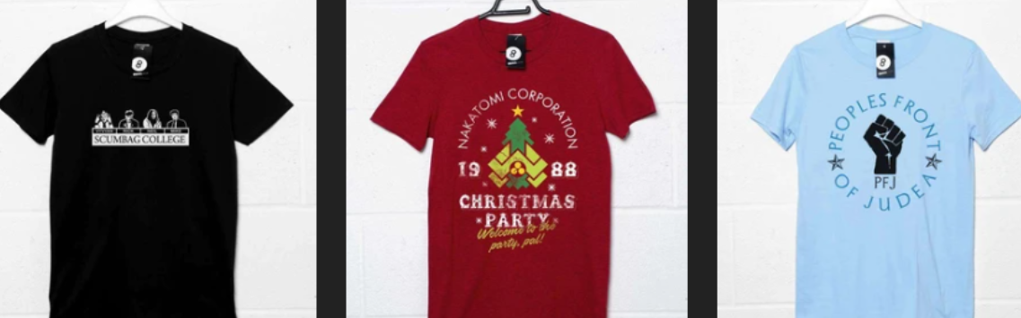 8Ball T-Shirts About