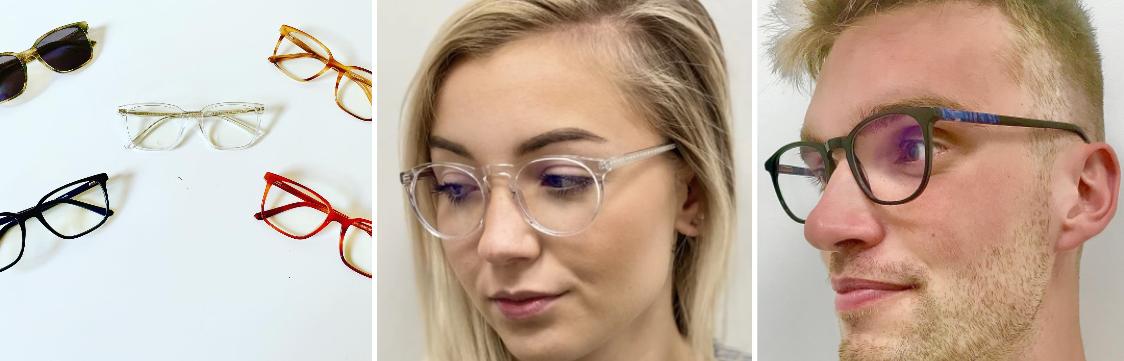 About Sapphire Eyewear Homepage