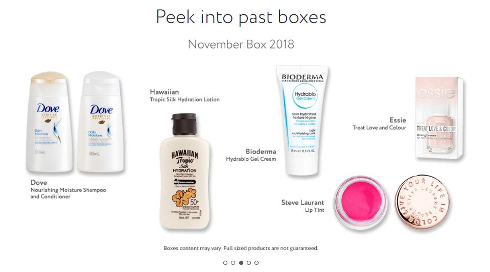 Bellabox Boxes