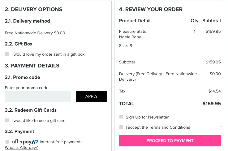 How to use a Bendon Lingerie discount coupon code