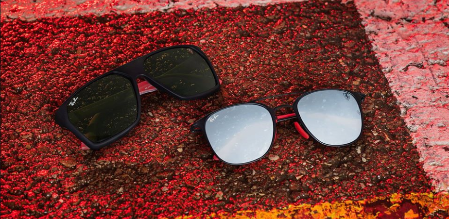 About Ray-Ban homepage