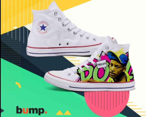 About Bump Shoes Homepage