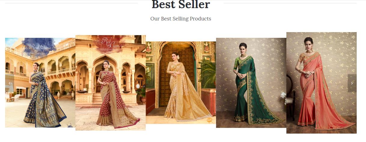 Bollywood Fashion Best Seller