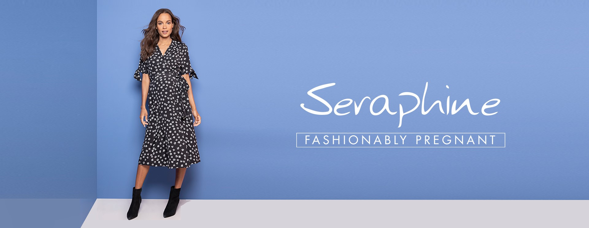 About Seraphine Homepage