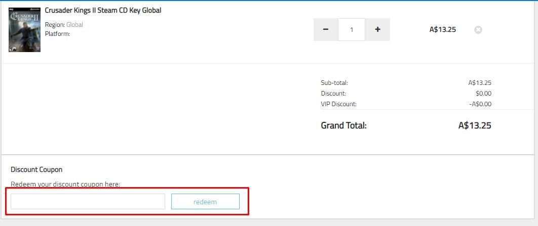 How do I use my Bcdkey.com discount code?