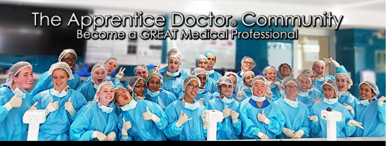 About The Apprentice Doctor Homepage