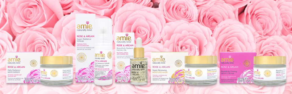 About Amie Naturally Kind homepage