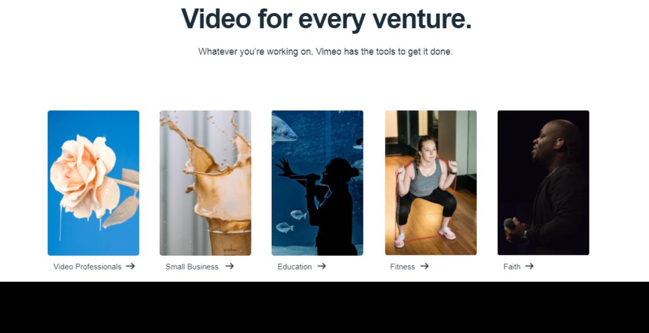 vimeo about