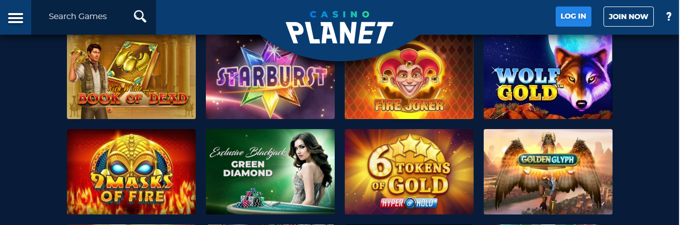 About Casino Planet