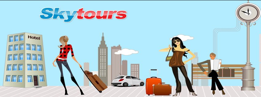 About Skytours Homepage