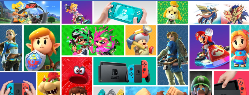 About Nintendo Homepage