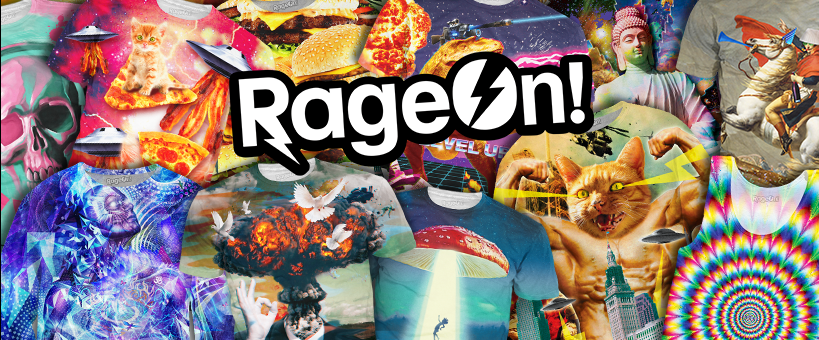About RageOn Homepage
