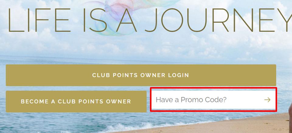 How do I use my Anantara Vacation Club promo code?