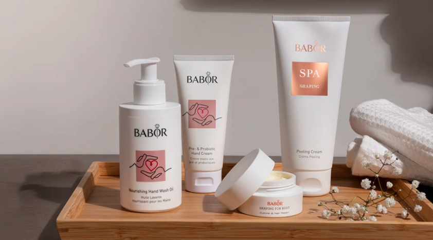 About Babor Homepage
