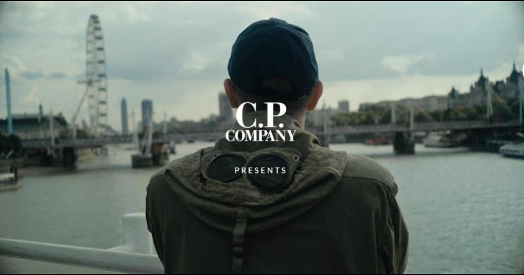About Cp Company homepage