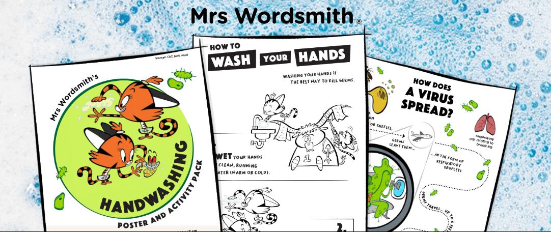 Mrs Wordsmith Homepage