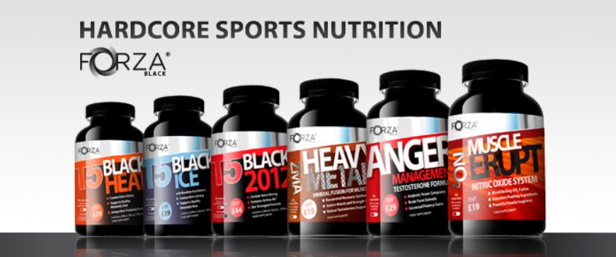About FORZA Supplements Homepage