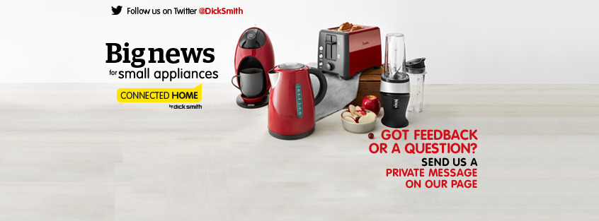 About Dick Smith Homepage