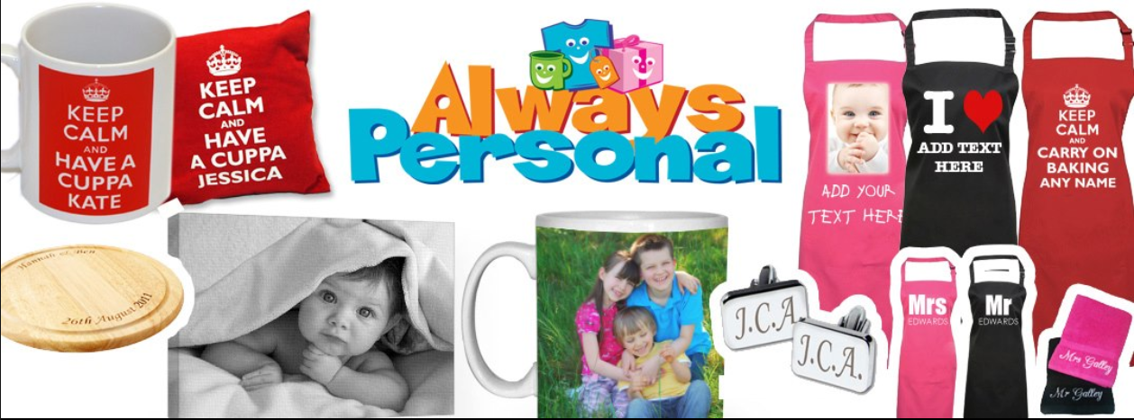 About Always Personal Homepage