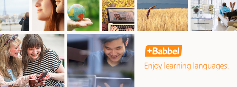About Babbel Homepage