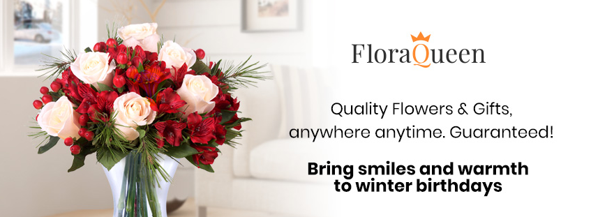 About FloraQueen Homepage