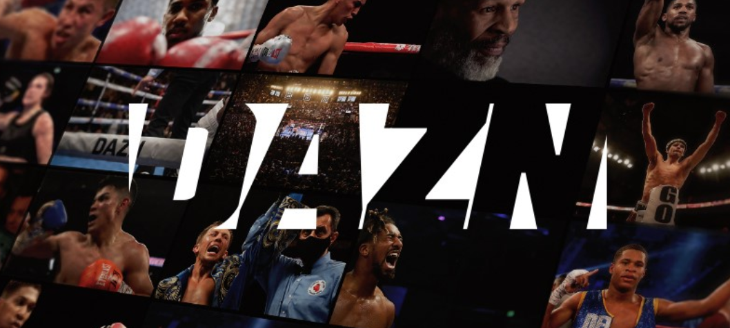 About DAZN Homepage