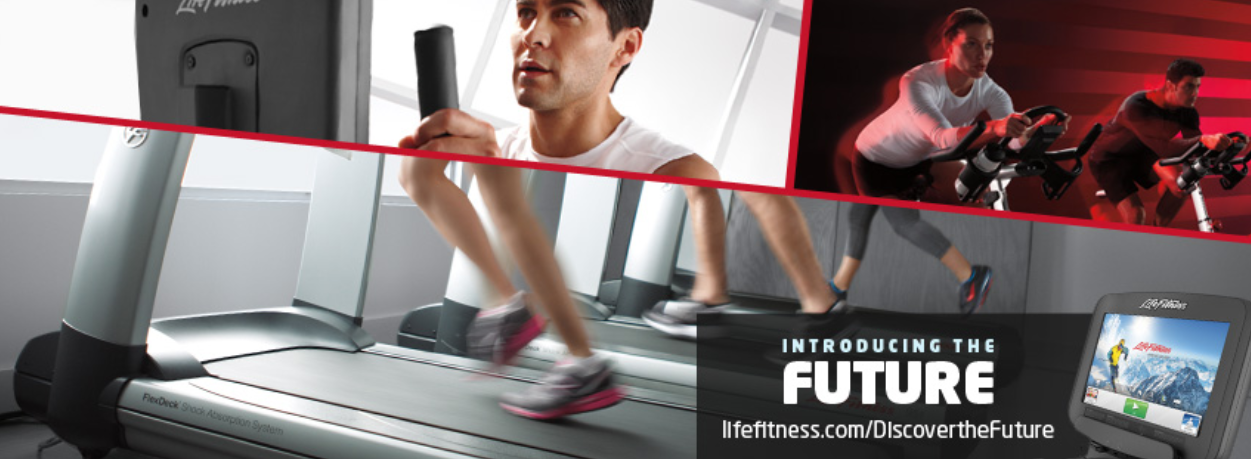 About Life Fitness Homepage
